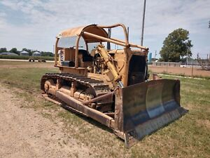 1965 Caterpillar D7e Bulldozer