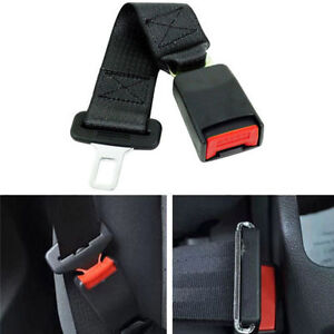 14 Universal Car Auto Seat Seatbelt Safety Belt Extender Extension 7 8 Buckle