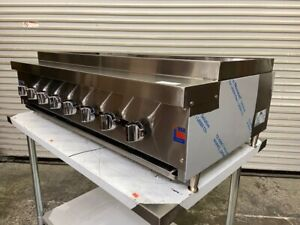 New 36 Shish Kebab Gas Broiler Grill Stratus Skb 36 8115 Commercial Restaurant