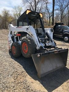 2015 Bobcat S570 Skid Steer Recently Serviced