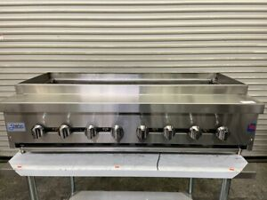 New 48 Shish Kebab Gas Broiler Grill Stratus Skb 48 8116 Commercial Restaurant