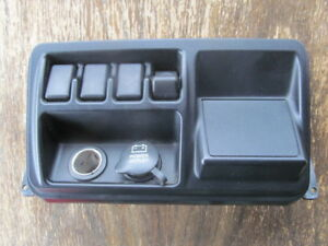 2003 04 05 06 Jeep Wrangler Tj Dash Switch Panel With Rubicon Switch
