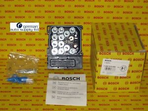 Bmw Abs Control Module Bosch 1265916808 New Oem Repair Kit