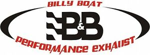 Billy Boat Fpor 2050 Quad Double Wall Tips Pair Fit Porsche 997 05 08