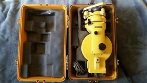 Topcon Total Station Gts 10d Guppy Electronic Optical Theodolite Surveying Edm