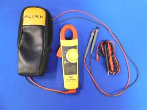 Fluke 335 True Rms Clamp Meter Free Shipping