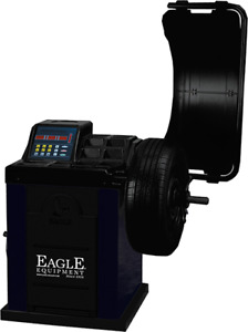 New Eagle Equipment Wheel Balancer With Quick And Free Shipping