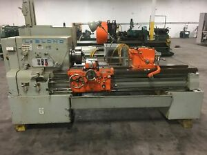 Leblond Heavy Duty Lathe 1610 16 X 54 W Taper Attachment