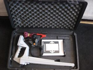 Radiodetection Brand Locator Set Model Pxl2 fd1 With Transmitter Rd400lctx
