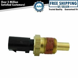 Engine Coolant Temperature Sensor For Dodge Chrysler Jeep Ram Vw New