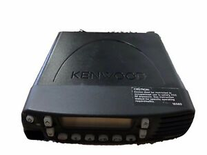 Kenwood Tk 8180k Mobile Vehicle Radio Uhf 450 512 25 Watts 128 Ch