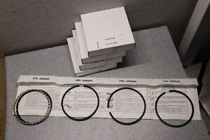 4x Allis Chalmers Piston Ring Set 4 1 8 Overbore Wc Wd W25 Wf 170 D17 Wd45 D19