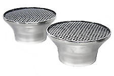 Velocity Stacks Air Cleaners Tunnel Ram Holley Gasser Rat Rod Edelbrock 518 2