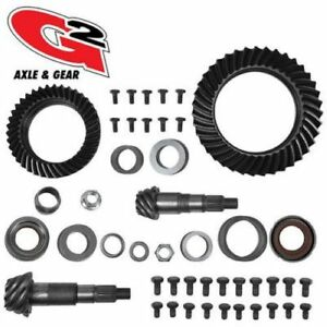 G2 Axle Gear 4 yj 456m Dana 30 35 Yj 4 56 Front Rear Ring And Pinion Kit