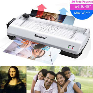 3 In 1 Ol288 Laminator Laminating Machine Set With Paper Trimmer Cutter Corner