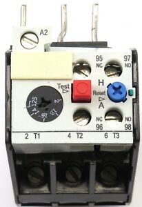 Or 3ua Overload Relay Direct Replacment For Siemens Choose Model And Amp Range