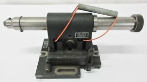Weldon End Mill Sharpening Fixture 1 1 4 Id Spindle