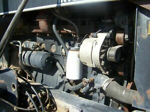 Case Ih 2096 Cummins Diesel Engine Assembly A172830 6ta 590 25884 44122061