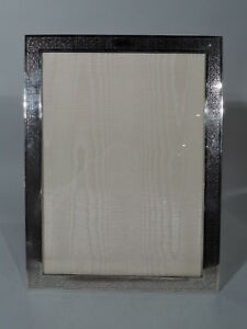 Tiffany Frame 21766c Picture Photo Antique American Sterling Silver
