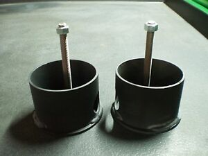 S 10 Front Air Bag Cups Upper Cups Only 3 Height