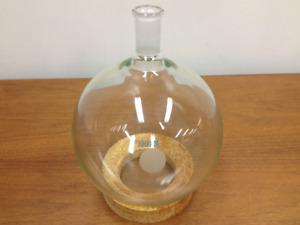 Chemglass 3000 M Round Bottom Boiling Flask