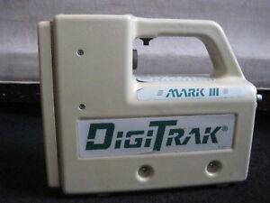 Digitrak Model Mark Iii Locator Wand Only Will Ship Worldwide