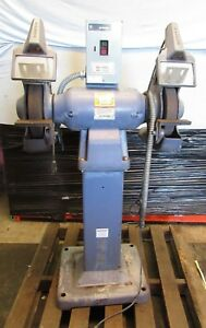 Baldor Grinders buffers 1216w 3hp 3 Phase 50 60hz Volts 208 230 460