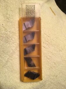 Kennametal Top notch Carbide Inserts Kc5010 Pack Of 5