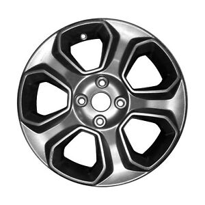 96156 Reconditioned Oe Factory Aluminum 16in Wheel Fits 2018 Ford Ecosport