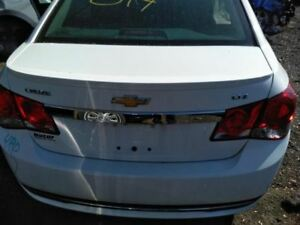Trunk Hatch Tailgate Vin P 4th Digit Limited Fits 11 16 Cruze 89136