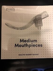 Isolation Dental Mouthpieces Medium Sizes For Isolite Isodry Systems 10 pk
