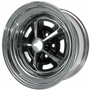 Magnum 500 Wheel 15 x7 1965 1973 Cj Pony Parts