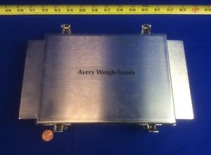 Avery Weigh tronix Awt15 501066 J box With D56037 Summing Board 56037 0033