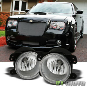 05 07 Magnum Chrysler 300 Touring 07 09 Wrangler Fog Lights Lamps 2005 2007 Sets