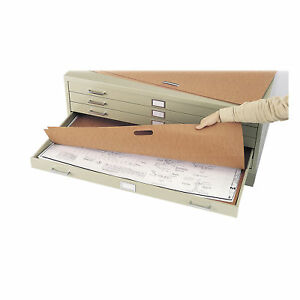 Plan File Portfolio For 4994 Flat File Accessory qty 10