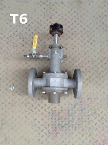 1 5 316 Stainless Steel Positive Displacement Gear Pump W 1 Diameter Shaft