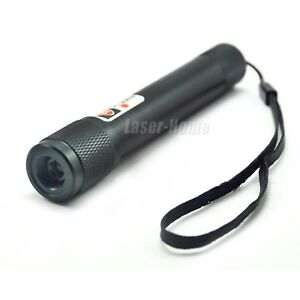 Powerful 980nm Ir Infrared Focusable Laser Pointer 980t 150 14500 Battery Torch