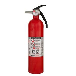 Fire Extinguisher Trash Wood Paper Liquid Common Fires Home Safety 1 a 10 b c