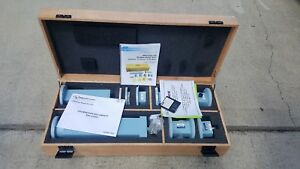 Maury Microwave Waveguide Calibration Kit Wr284 2 60 To 3 95 Ghz S7005 Case