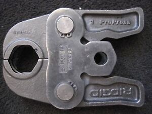 Ridgid Brand Porpress 1 Jaw For Rp330 Rp340 320e Ct400