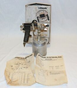 78 Eclipse Vintage Professional Spray Paint Gun Model 7600