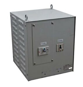 Nunome Electric Th1500w16kb01 1 5kva High Voltage Dry Type Transformer