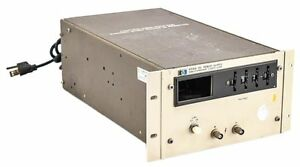Hp 6516a 3000v 6ma Portable High Voltage Regulated Variable Dc Power Supply