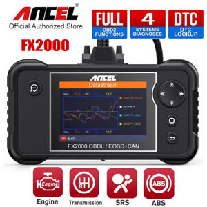 Launch X431 Obd2 Car Tablet Scanner Wifi Bluetooth Coding Programming Reset Tool