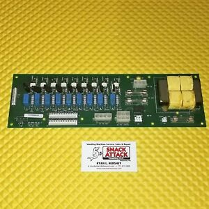 Fast Corp F631 Ice Cream Vending Machine Power Board Will Buy Core
