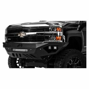 Fab Fours Tt12 D1651 1 Front Bumper Vengeance Steel For 12 15 Toyota Tacoma