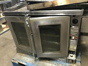 Blodgett Electric Convection Oven Commercial 3 Phase Older Unit Ef 111