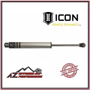 Icon 2 0 Aluminum Shock Front 12 Lift For 1999 2004 Ford F250 F350 Super Duty