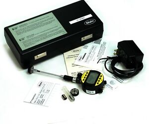 Mahr Intramess Bore Gage 2278 2328 Milimess 2001 Inductive Digital Comparator