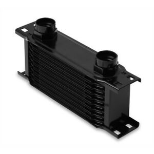 Earls 21000aerl 10 Row Oil Cooler Core Black